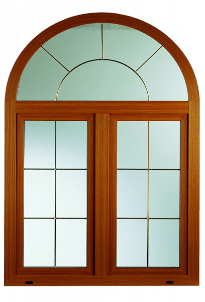 окна в коттедж